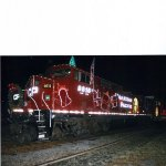 Reminder CPR Holiday train in one month Canada&US