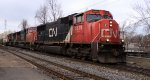 Canadian National Railway loco 5679