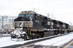 NS in Snow