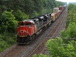 CN 8002 East at Mile 5.8 Strathroy Sub.