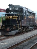 WMSR 501