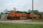 BNSF 6280 BNSF 5993