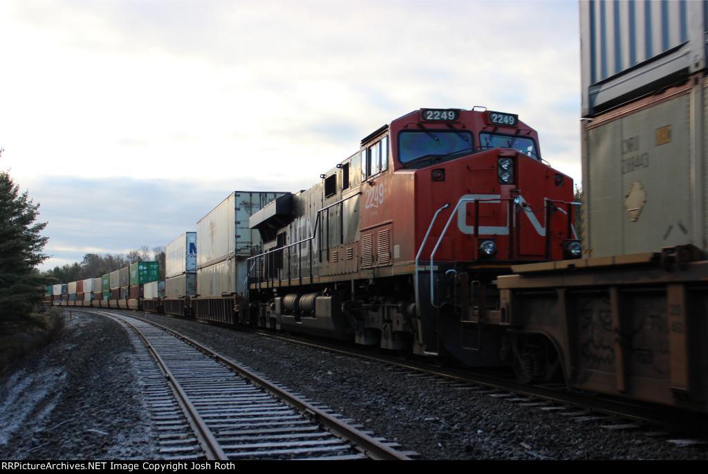 CN 2249 DPU