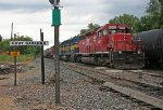 DME 6081, ICE 6443 & CP 6025