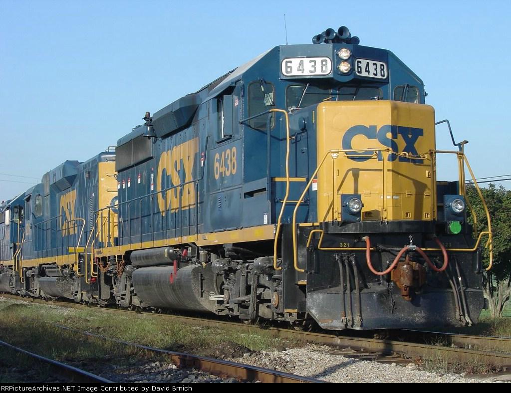 CSX 6438