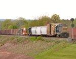 CSX S433 and C712 meet in Blauvelt!