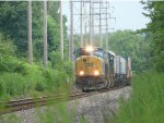 Q108 has a mix power by MP27 on the River Line