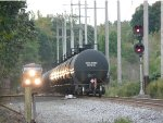Lights, trains, signal!