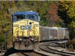 CSX 7707 at chromeally