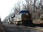 CSX 729 leads Q434 with 4 others!