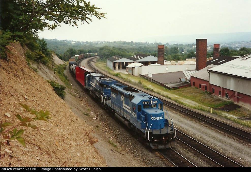 Conrail Freight