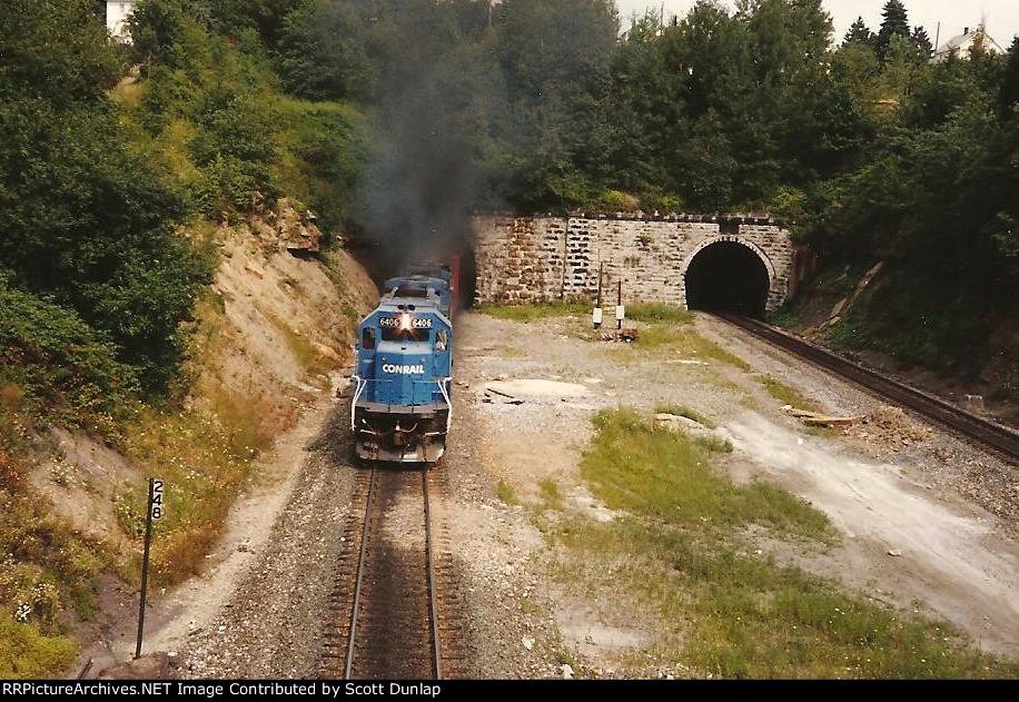 Galitzen Tunnels