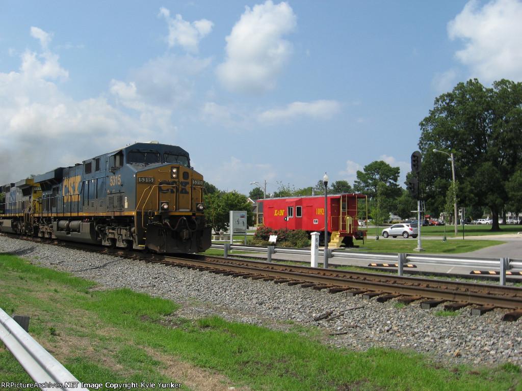 SB freight Q583