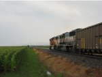 Prairie railroading