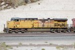 UP AC-4400CW #7126 leads a westbound coal train