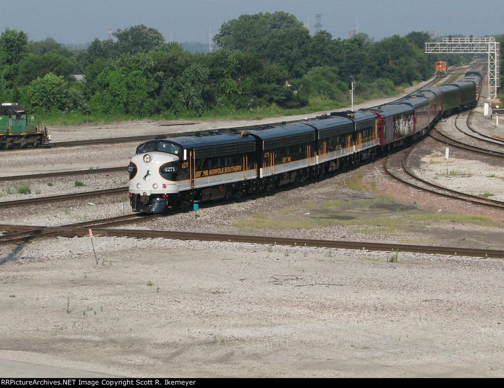 NS 952 at SH