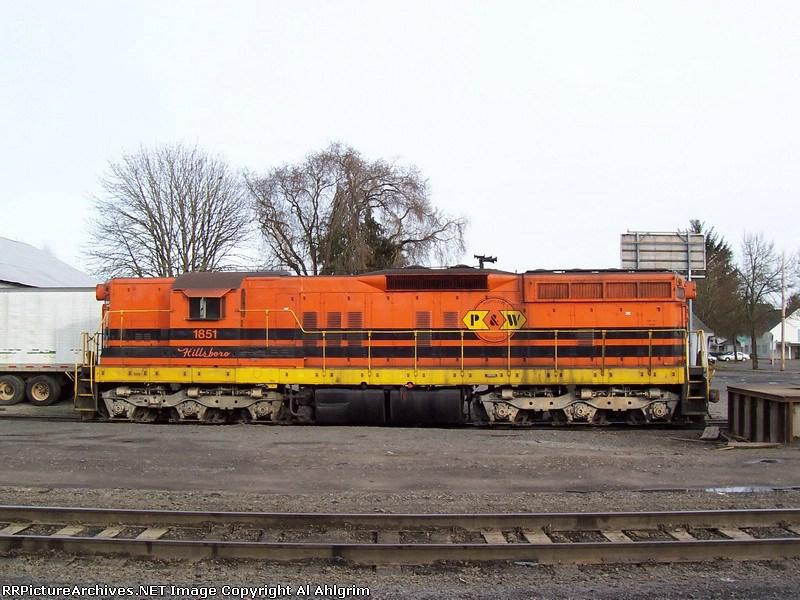 PNWR 1851