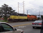 PNWR 2301 and LLPX 3203 (St. L&A)