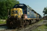 CSXT 6135 and two