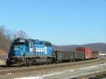 C46 eastbound trailing unit 2/19/06