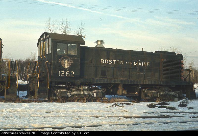 B&M 1262(S-2)