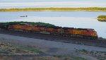 BNSF 5332 West