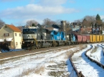 NS 11A 1/26/2006 SD80MAC