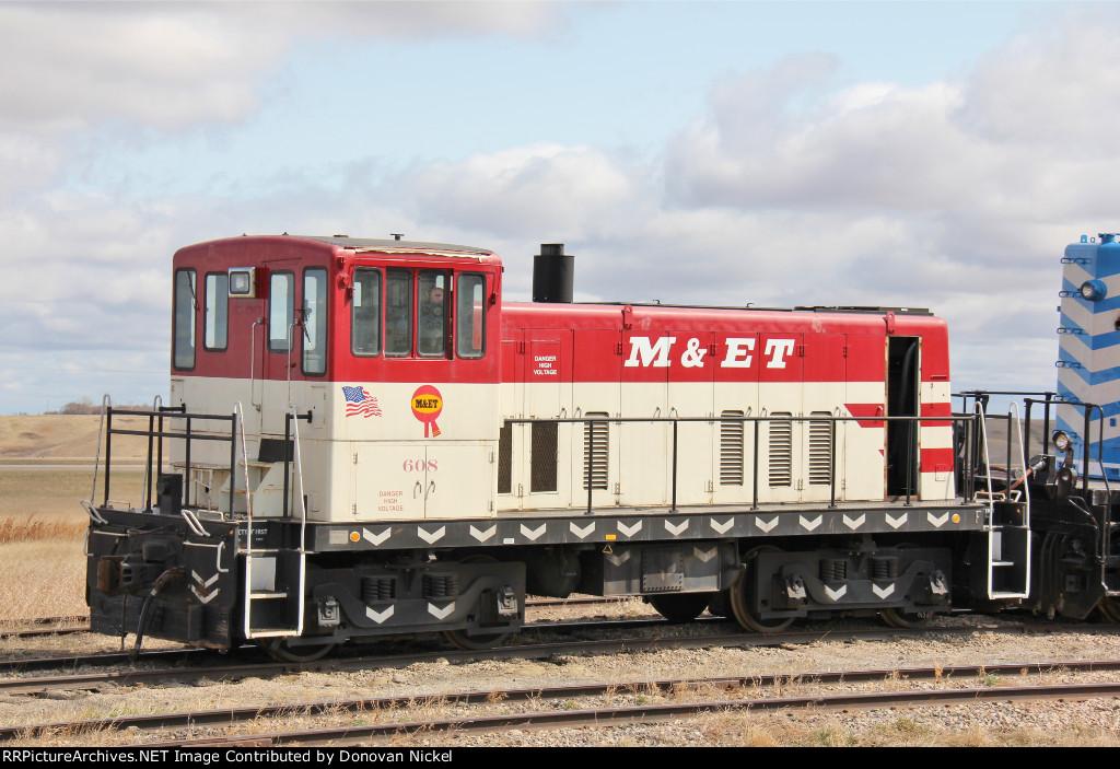 MET 608
