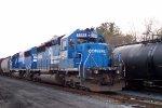 NS 3388 & 5441 in Delmar Yard Delmar,Md