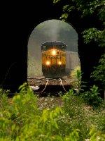 CSX 165 at Vance Tunnel