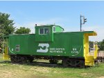 Burlington Northern 12435