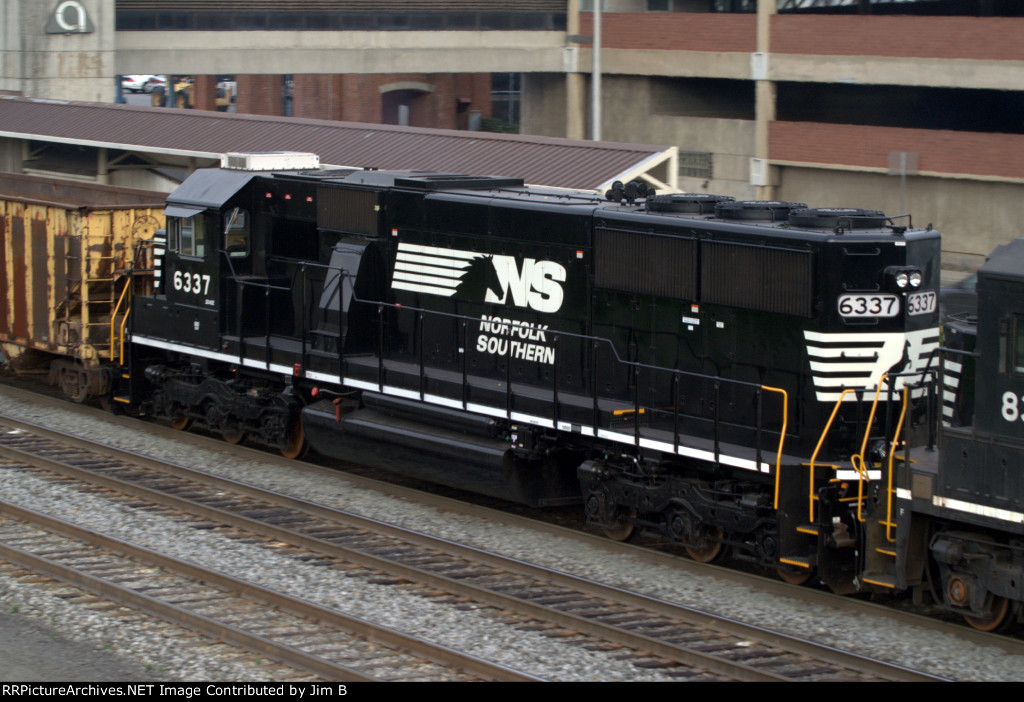 The newest SD40E