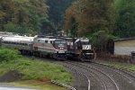Amtrak Heritage 145