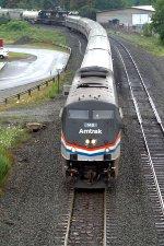 Amtrak 145