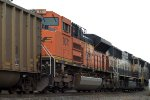 BNSF SD70ACe in Cresson