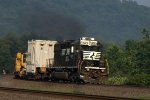 SD40-2 And a High & Wide