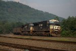 Loaded Coal Train 510
