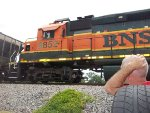 BNSF 2852
