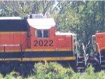 BNSF 2022