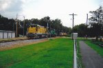 Grenada Railway Northbound at Goodman, Mississippi