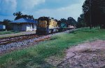 Northbound Grenada Railway at West, Mississippi