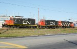 CN 4706, CN 7028 & CN 7019