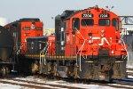 CN 7017, CN 7204 & CN 220
