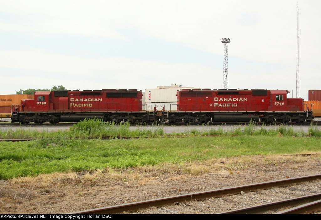 CP 5790 & CP 5746