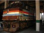 Rusty Amtrak 307