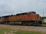 BNSF 4137 East