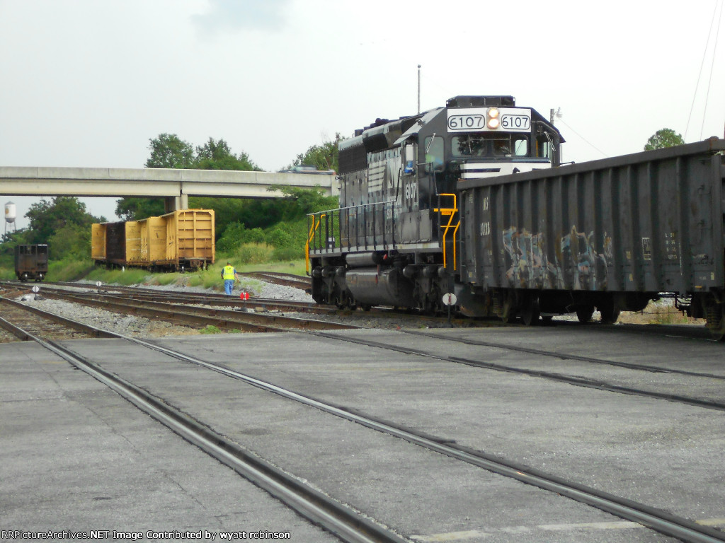 Ns G73 'Bout to head for Walden