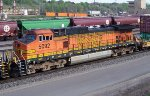 BNSF 5092