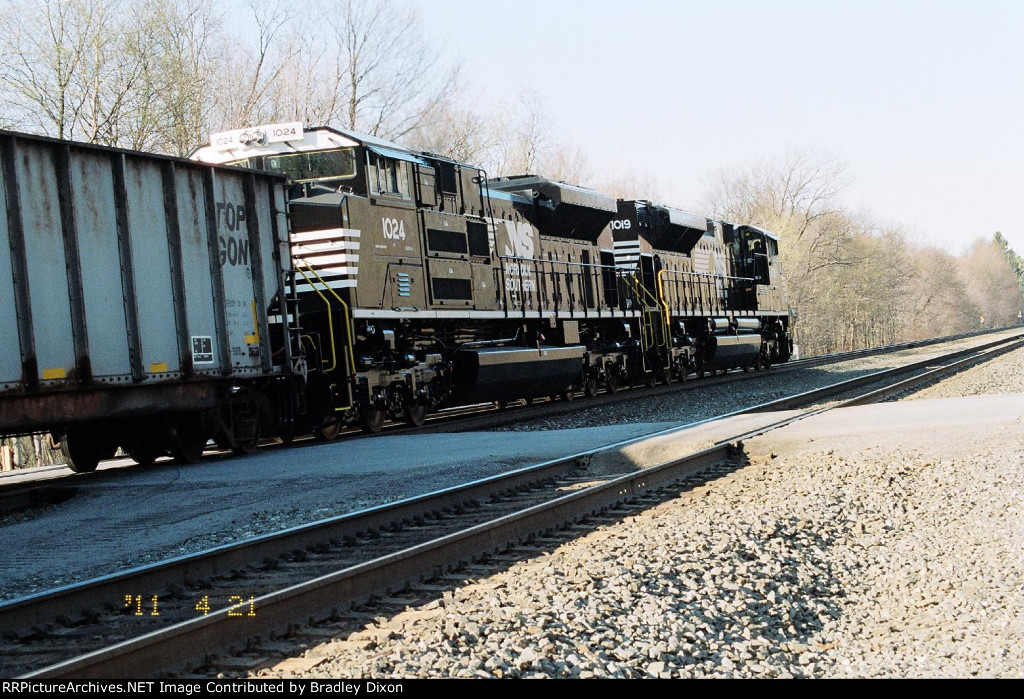 NS 1019 along with NS 1024