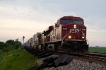 CP8888 and BNSF4457